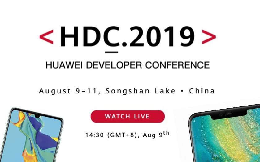 emui10 hongmengos comment suivre conference huawei direct