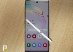galaxy note 10 plus ecran