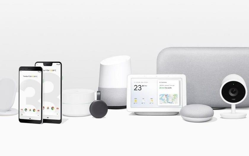 Google Home, Pixel, Chromecast seront plus écologiques