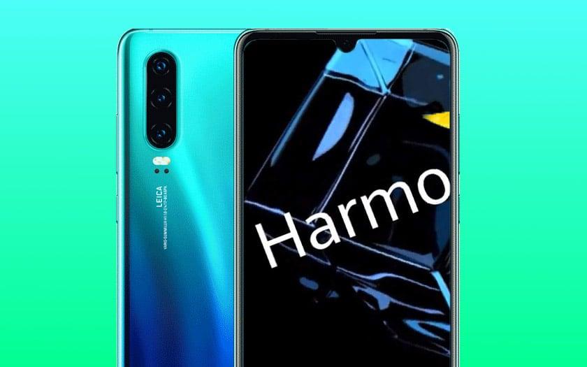 huawei harmony os pas sortie 2019