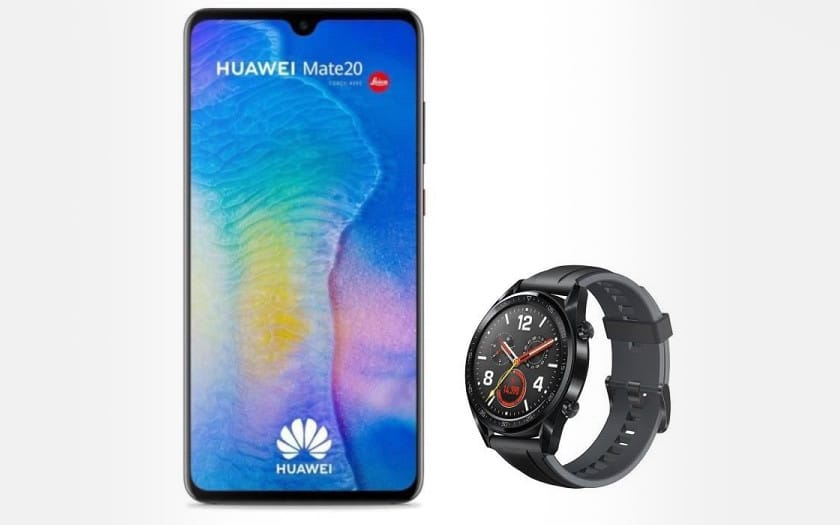 huawei-mate-20-black-128-go-watch-gt-montre-sport