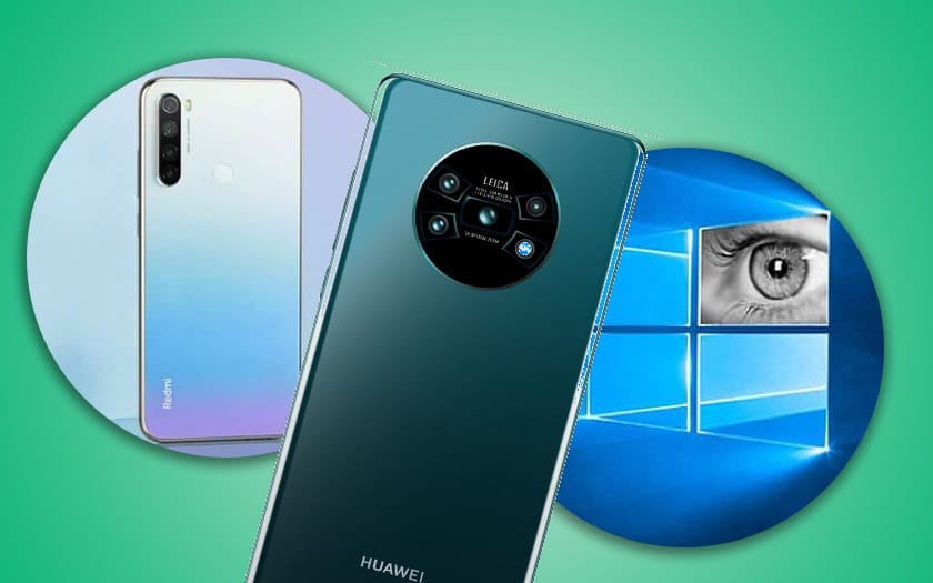 huawei mate 30 licence android xiaomi redmi note 8 windows 10 espionnage