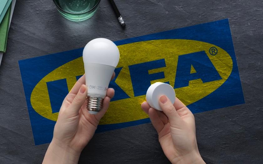 objets connectés IKEA