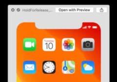 iphone11 lancement