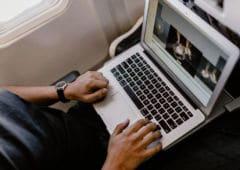 macbook pro avion
