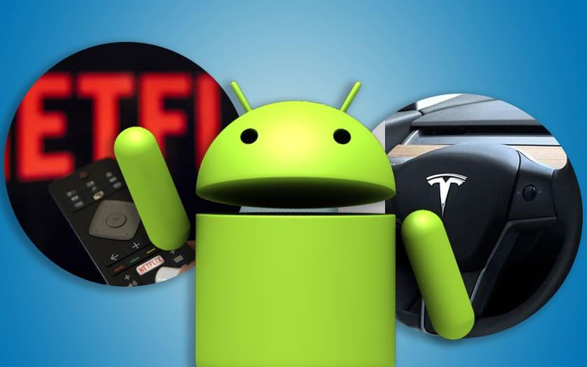 Netflix détrône les chaînes TV, le prix de l'Autopilot Tesla augmente, Google découvre un malware Android préinstallé, le récap