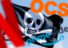 netflix piratage