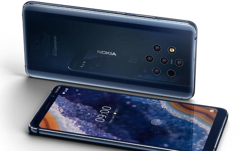 Nokia 9 Pureview: its replacement, the Nokia 9.2, will only arrive this fall