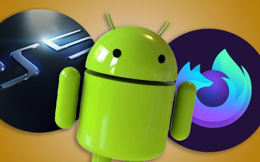 ps5 présentation google ruine autonomie smartphones android firefox change nom