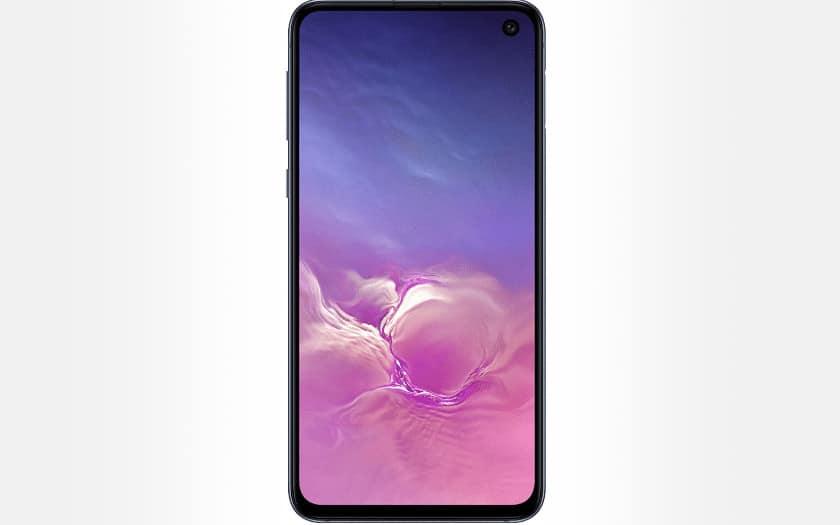 Smartphone Samsung Galaxy S10e à 449 € (via ODR)