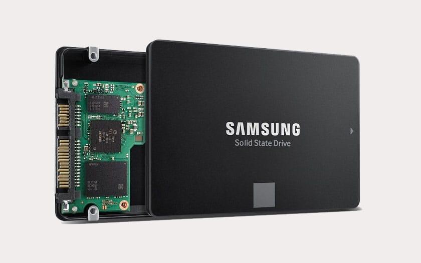 Samsung V-NAND SSD de 6e génération
