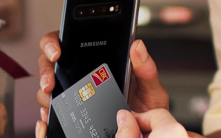 Samsung Touch Pay