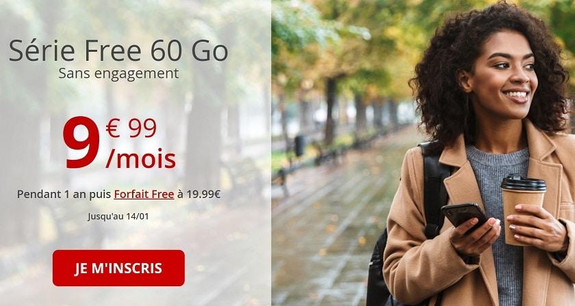 serie free 60 Go