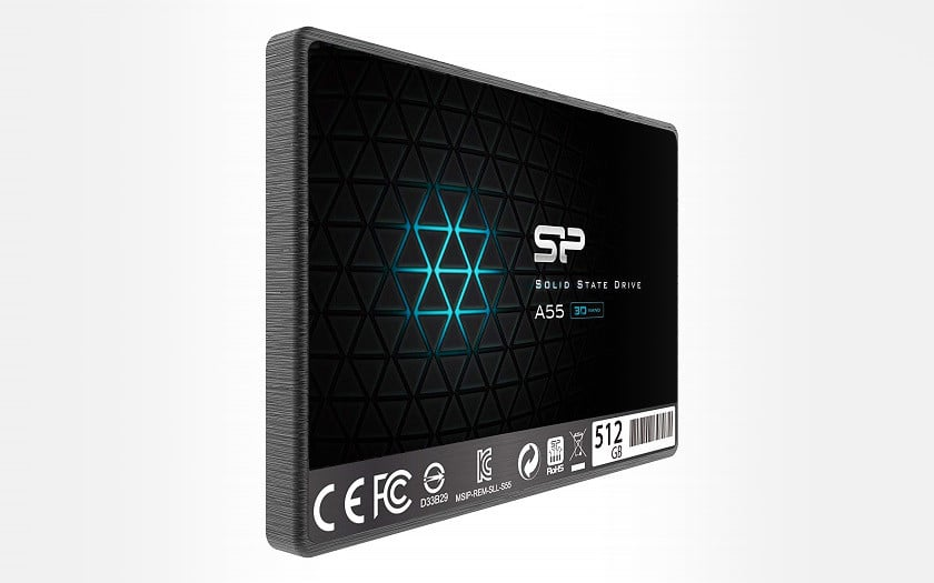 silicon power ssd