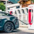 Tesla Supercharger gratuit