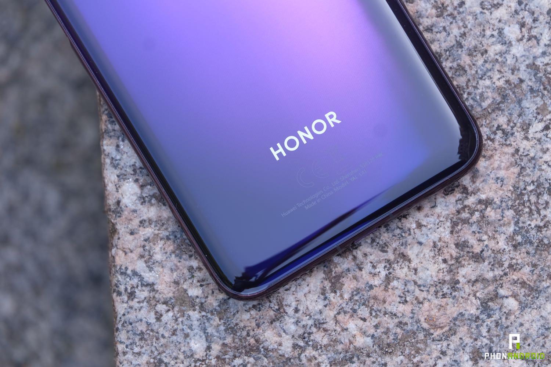 test honor 20 pro logo