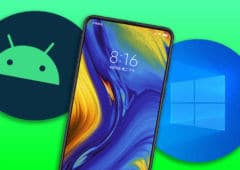 xiaomi mi mix 4 android q appelle android 10 windows 10 applications démarrage