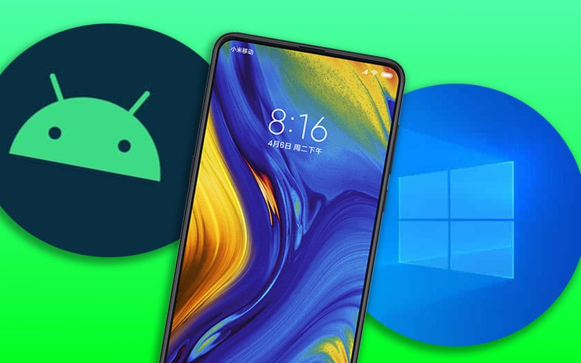 Le Xiaomi Mi Mix 4 se dévoile, Android Q s'appelle Android 10, Windows 10 va relancer vos applications, le récap