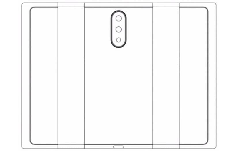 xiaomi smartphone pliable triple capteur photo