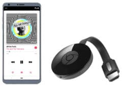 Apple Music Chromecast