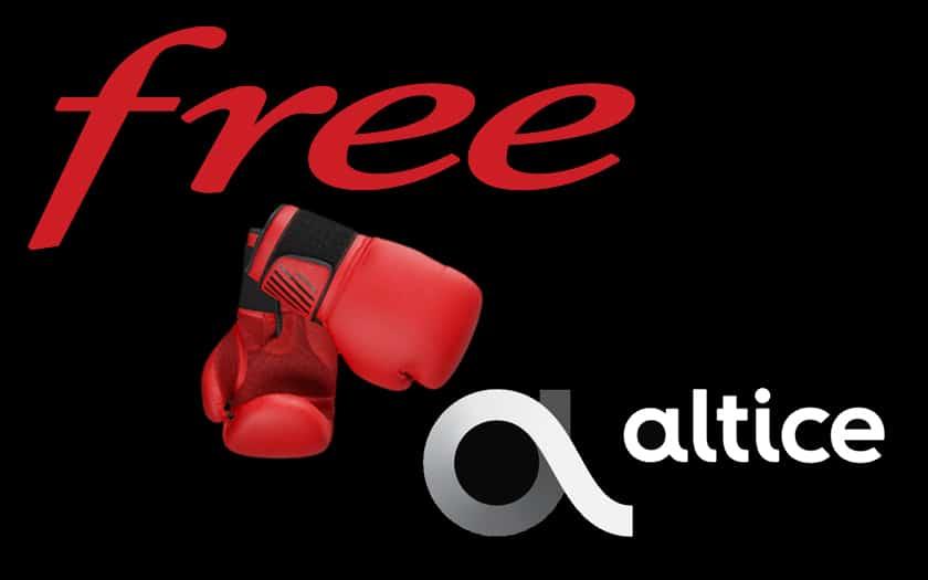 Free vs Altice