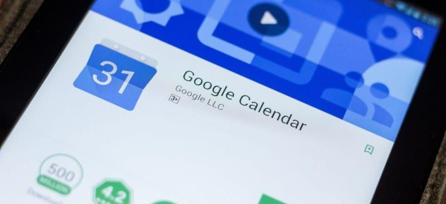 Google : des milliers d'agendas sont visibles et modifiables… par tout le monde !