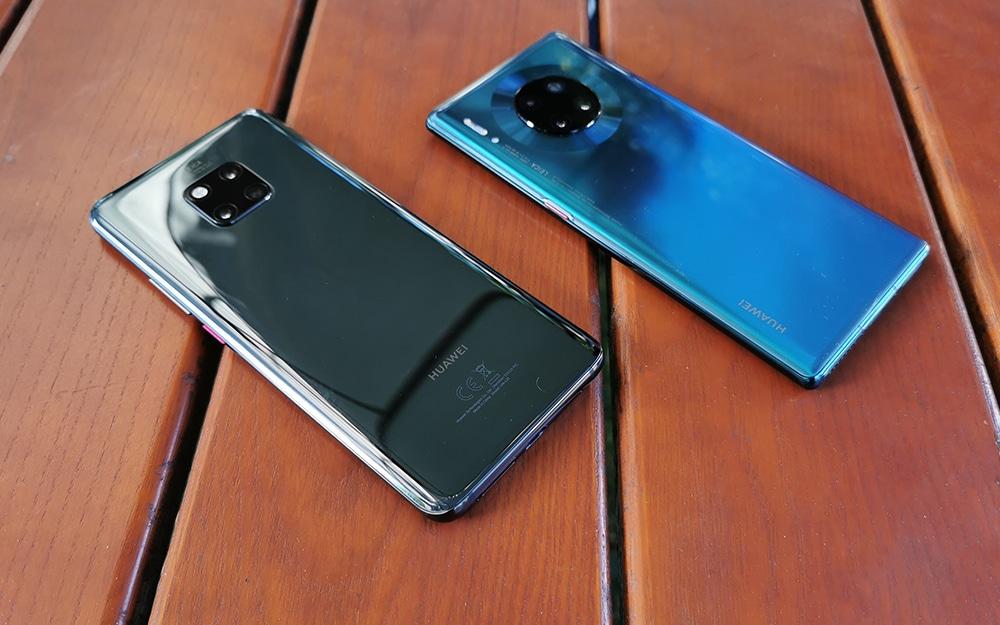 Huawei Mate 20 Pro vs Huawei Mate 30 Pro
