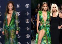 Jennifer Lopez versace robe google images