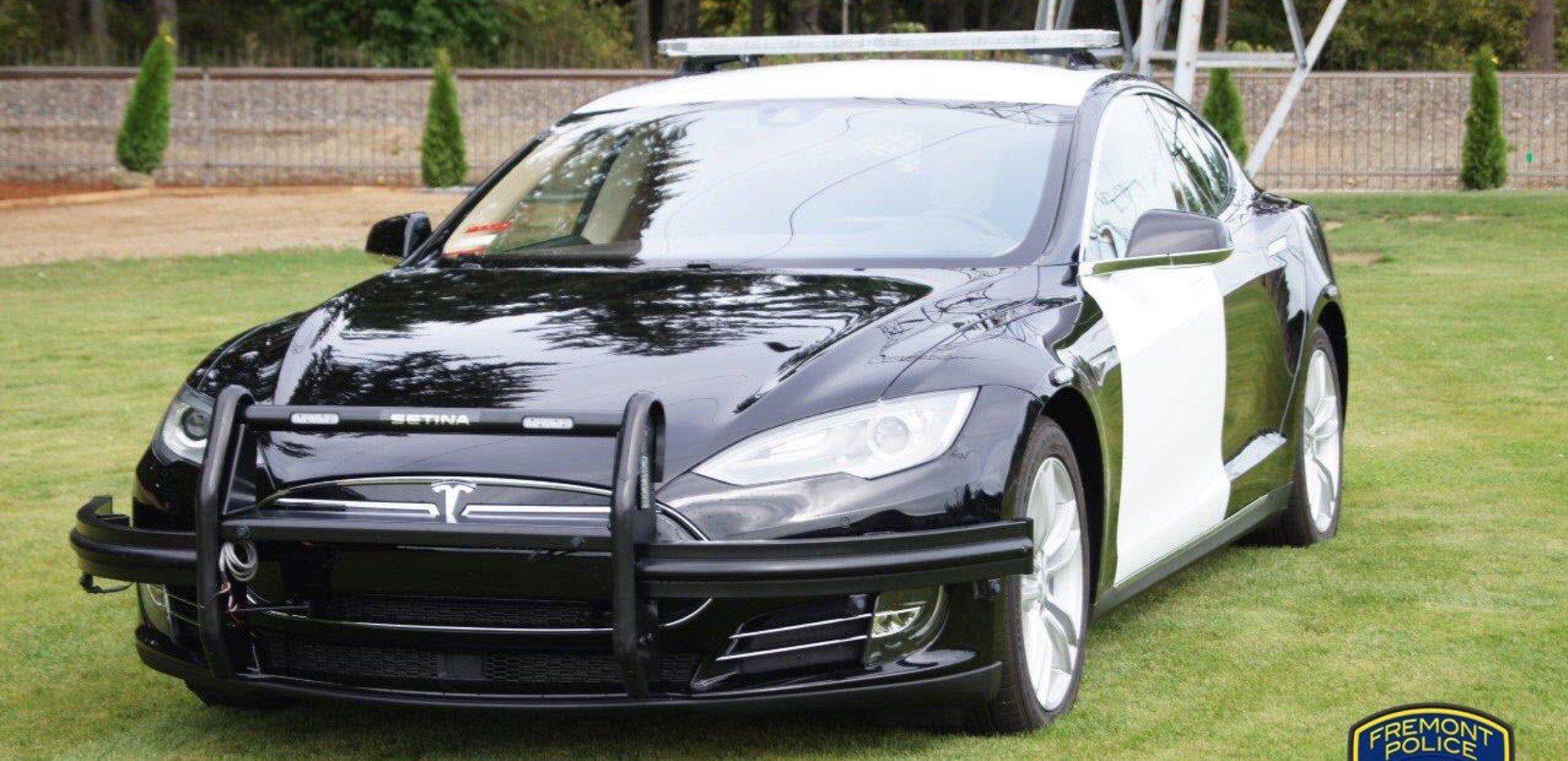 Tesla Police
