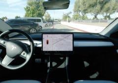 Tesla update v10