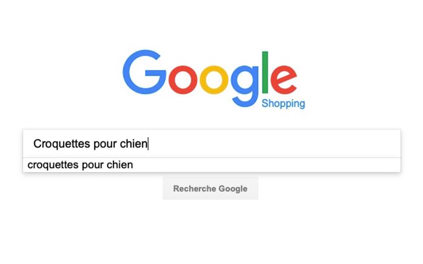 Acheter avec Google