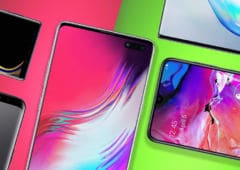 android 10 samsung smartphones mise jour