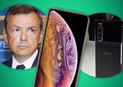 android securisé ios altice cede orange xperia 5 sony