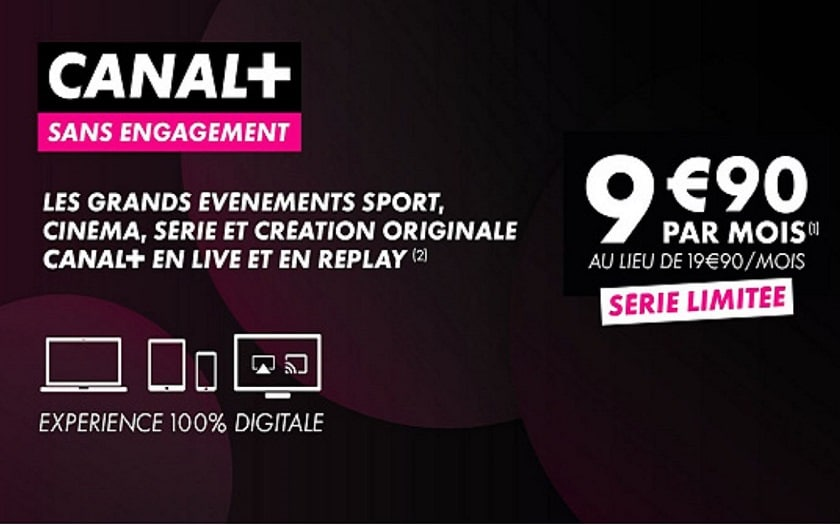 canal+ promo veepee