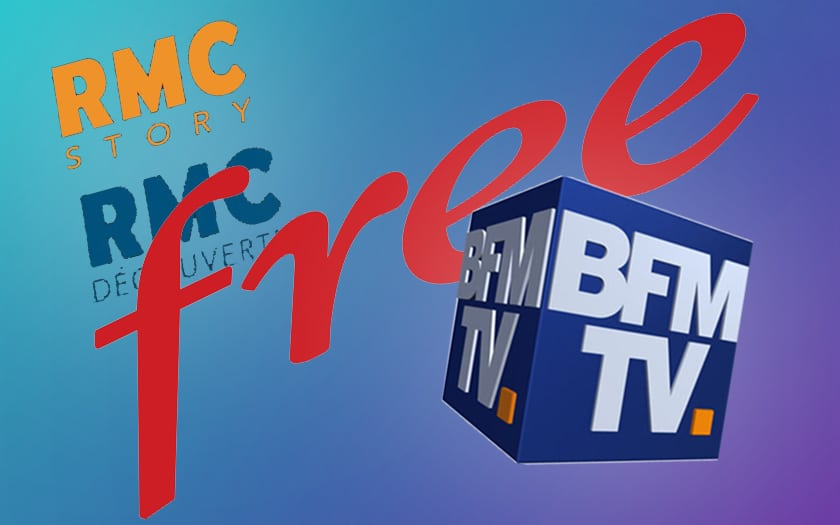 Free Altice BFMTV