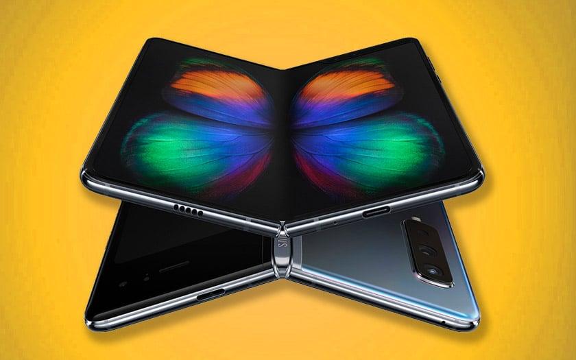 galaxy fold remplacer écran prix réduit