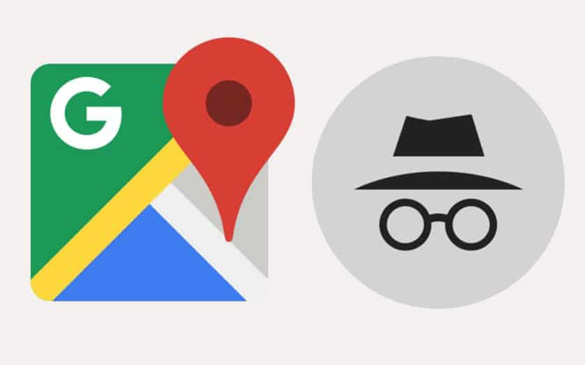 Google Maps Incognito