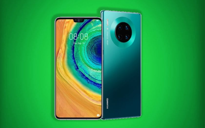 huawei mate 30 comment installer play store 10 minutes