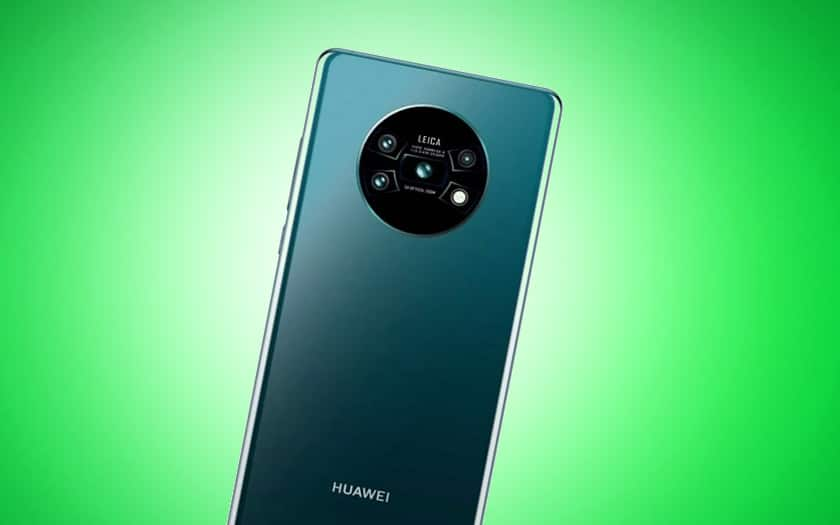 huawei mate 30 installer google play store