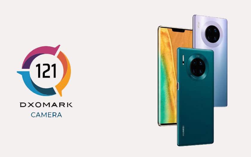Huawei Mate 30 Pro : DxOMark