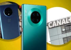 huawei mate 30 sortie france oneplus 7t officiel canal+ effondre