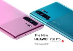 huawei p30 pro emui 10 android 10