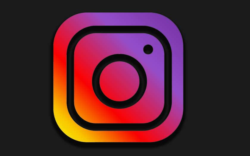 instagram mode sombre android 10