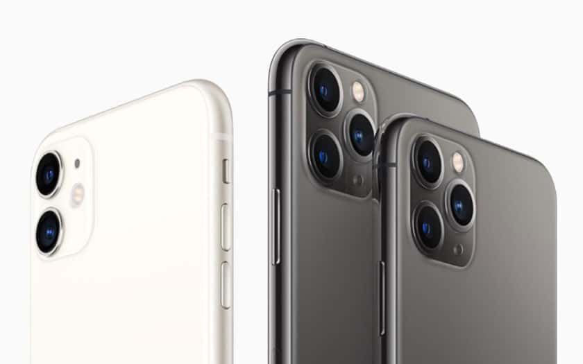 Précommandes iPhone 11 et 11 Pro
