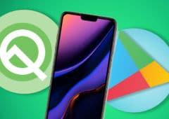 iphone 11 fiche technique android 10 arrive google play store lecture automatique vidéos