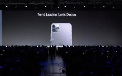 Troll Huawei iPhone 11