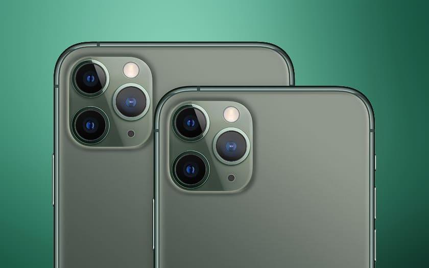 Iphone 11 Pro Et Pro Max Un Message Agacant S Affiche Si