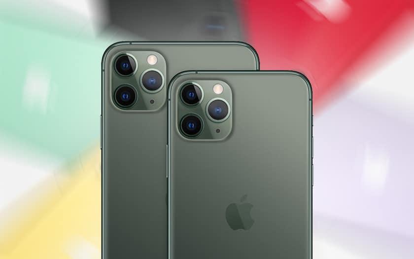 iPhone 11 Pro et Pro Max : détrompez-vous, il se vendent comme des petits pains