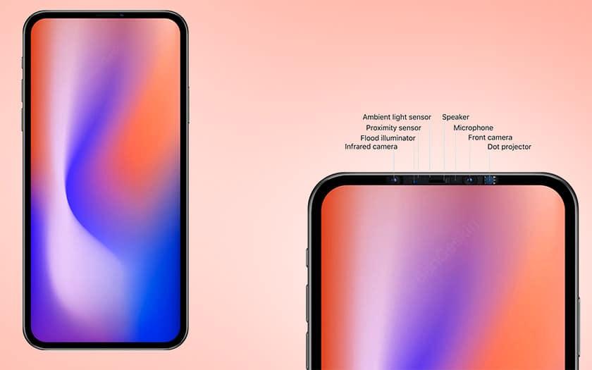 iphone 12 sans encoche apple 2020