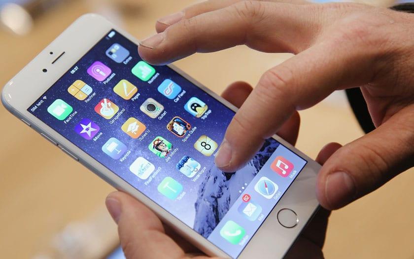 Piratage des iPhone